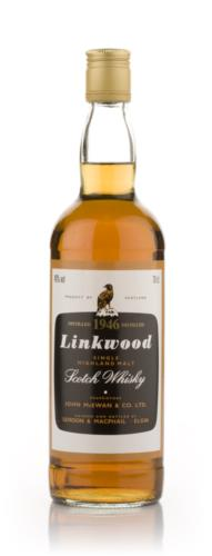 Linkwood 1946 Gordon & MacPhail Single Malt Scotch Whisky
