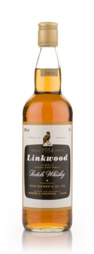 Linkwood 1954 (Gordon and MacPhail)