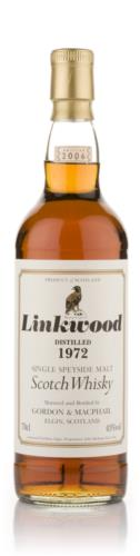 Linkwood 1972 Gordon & MacPhail Single Malt Scotch Whisky