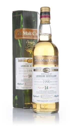 Lochside 1990 14 Year Old - Old Malt Cask (Douglas Laing)