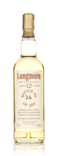 Longmorn 12 Year Old 1997 (Bladnoch)
