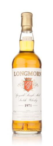 Longmorn 1971 Gordon & MacPhail Single Malt Scotch Whisky