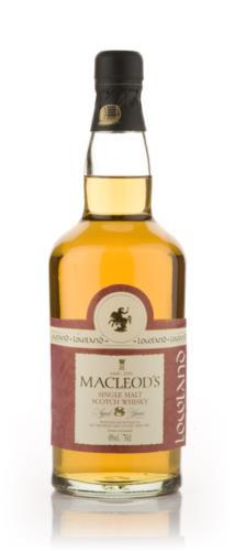 Macleods 8 Year Old Lowland (Ian Macleod)