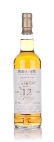 Master of Malt Arran 12yr