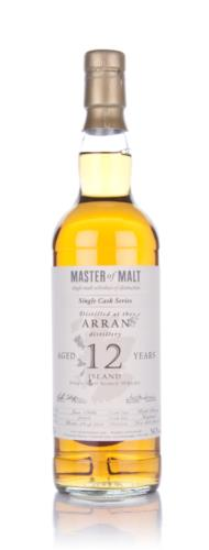 Arran 12 Year Old Master of Malt Single Cask Single Malt Scotch Whisky