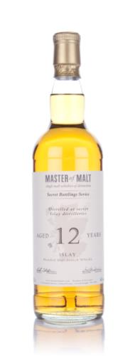 Master of Malt 12 Year Old Islay