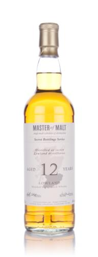 Master of Malt 12 Year Old Lowland