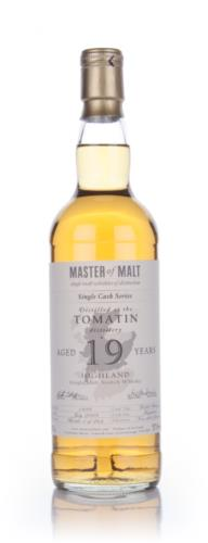 Tomatin 19 Year Old Master of Malt  Cask Strength Single Malt Scotch Whisky