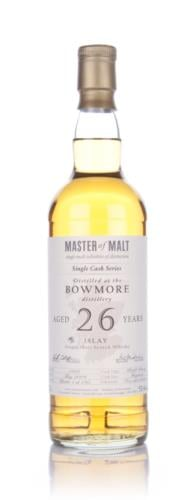 Bowmore 26 Year Old Master of Malt Single Cask Single Malt Scotch Whisky