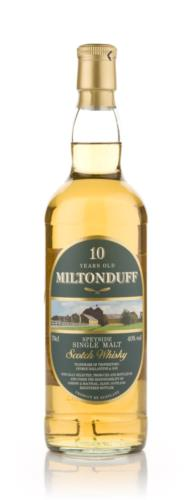 Miltonduff 10 Year Old Gordon & Macphail Malt Scotch Whisky