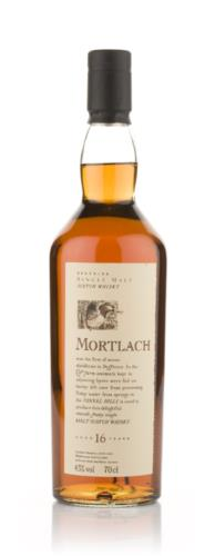 Mortlach 16 Year Old Flora & Fauna Single Malt Scotch Whisky