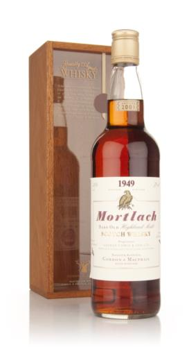 Mortlach 1949 Gordon and MacPhail Single Malt Scotch Whisky