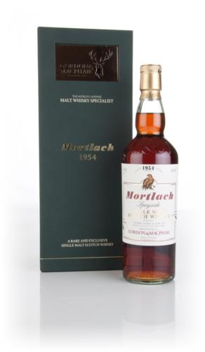 Mortlach 1954 Gordon and MacPhail Single Malt Scotch Whisky