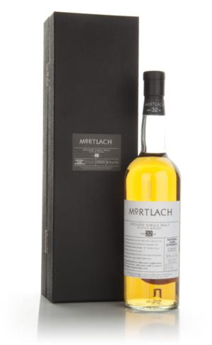 Mortlach 32 Year Old Single Malt Scotch Whisky