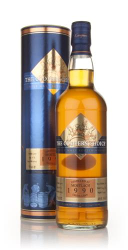 Mortlach 1990 - Coopers Choice (Vintage Malt Whisky Co)