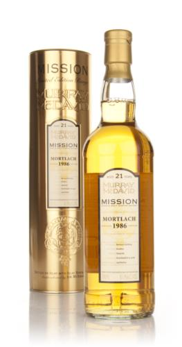 Mortlach 21 Year Old 1986 - Mission (Murray McDavid)