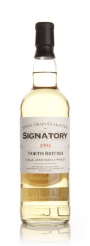 North British 1994 - Single Grain Collection (Signatory)