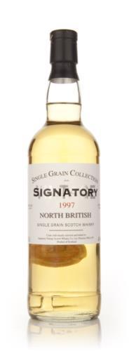 North British 1997 12 Year Old (Signatory)