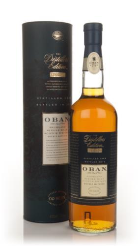 Oban 1998 (bottled 2013) montilla fino cask finish distillers.