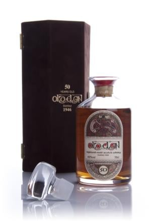 Glen Elgin 1946 50 Year Old Gordon & MacPhail