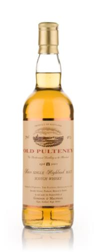 Old Pulteney 8 Year Old (Gordon and MacPhail)
