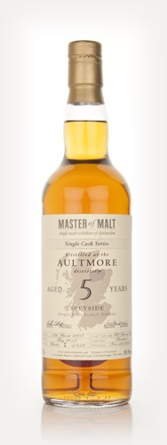 Aultmore 5 Year Old