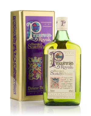 Pinwhinnie Royal Blended Scotch Whisky