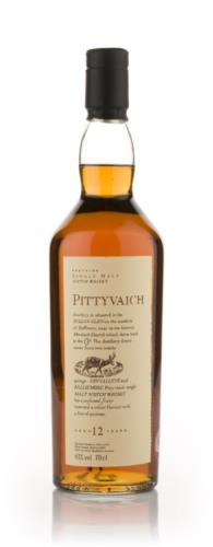 Pittyvaich 12 Year Old Flora and Fauna Single Malt Scotch Whisky