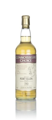 Port Ellen 1982 - Connoisseurs Choice (Gordon and MacPhail)