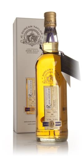 Royal Lochnagar 23 Year Old 1986 - Rare Auld (Duncan Taylor)