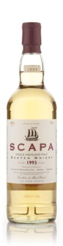 Scapa 1993 Gordon & MacPhail Single Malt Scotch Whisky