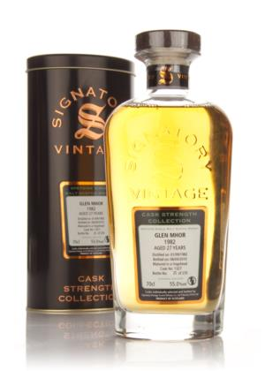 Glen Mhor 1982  27 Year Old Signatory