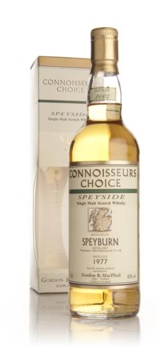 Speyburn 1977 Connoisseurs Choice Single Malt Scotch Whisky