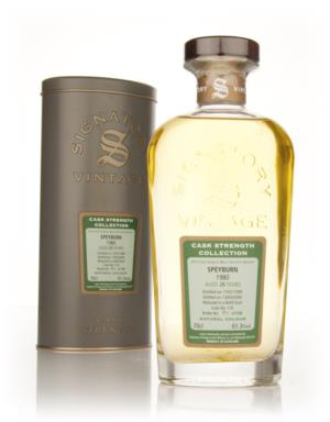 Speyburn 1980  26 Year Old  Signatory