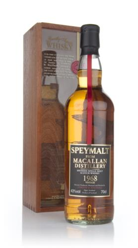 Macallan 1968 - Speymalt (Gordon and MacPhail)