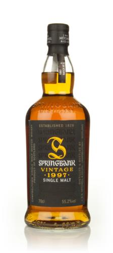 Springbank 1997 (Batch 1) Single Malt Scotch Whisky