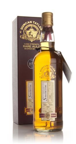 Strathclyde 35 Year Old Rare Auld (Duncan Taylor Bottling)