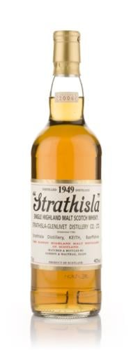 Strathisla 1949 Gordon & MacPhail Single Malt Scotch Whisky