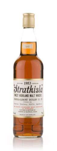 Strathisla 1953 Gordon and MacPhail Single Malt Scotch Whisky