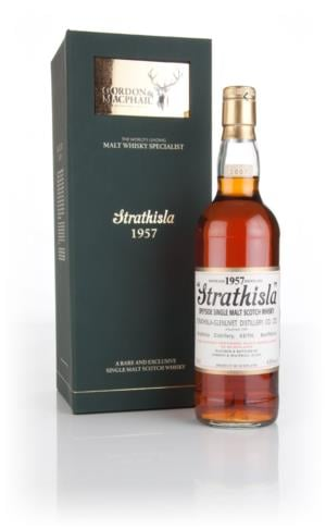 Strathisla 1957 Gordon and MacPhail Single Malt Scotch Whisky