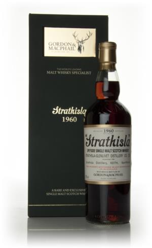 Strathisla 1960 Gordon and MacPhail Single Malt Scotch Whisky