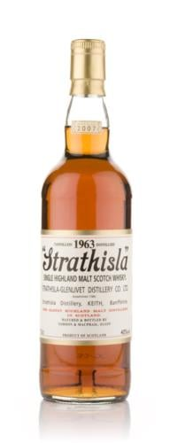 Strathisla 1963 Gordon and MacPhail Single Malt Scotch Whisky