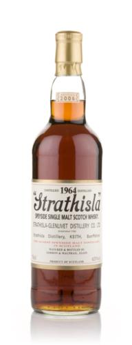 Strathisla 1964 Gordon and MacPhail Single Malt Scotch Whisky