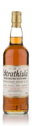 Strathisla 25 Year Old Gordon & MacPhail Single Malt Scotch Whisky