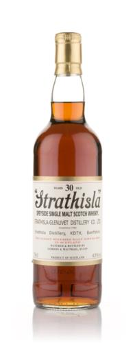 Strathisla 30 Year Old Single Malt Scotch Whisky