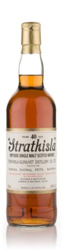 Strathisla 40 Year Old Gordon & MacPhail Single Malt Scotch Whisky