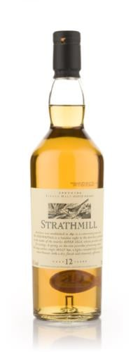 Strathmill 12 Year Old Flora & Fauna Single Malt Scotch Whisky