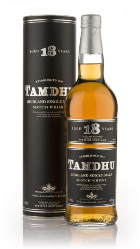Tamdhu 18 Year Old Single Scotch Malt Whisky