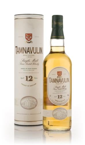Tamnavulin 12 Year Old Single Malt Scotch Whisky