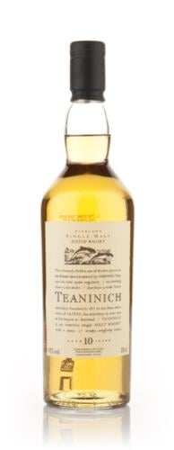 Teaninich 10 Year Old Flora & Fauna Single Malt Scotch Whisky
